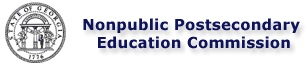 Member of the Nonpublic Postsecondary Education Commission